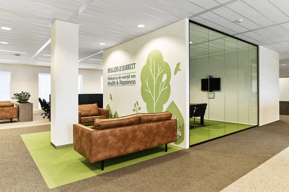 Holland & Barrett - Amsterdam officedesign-08
