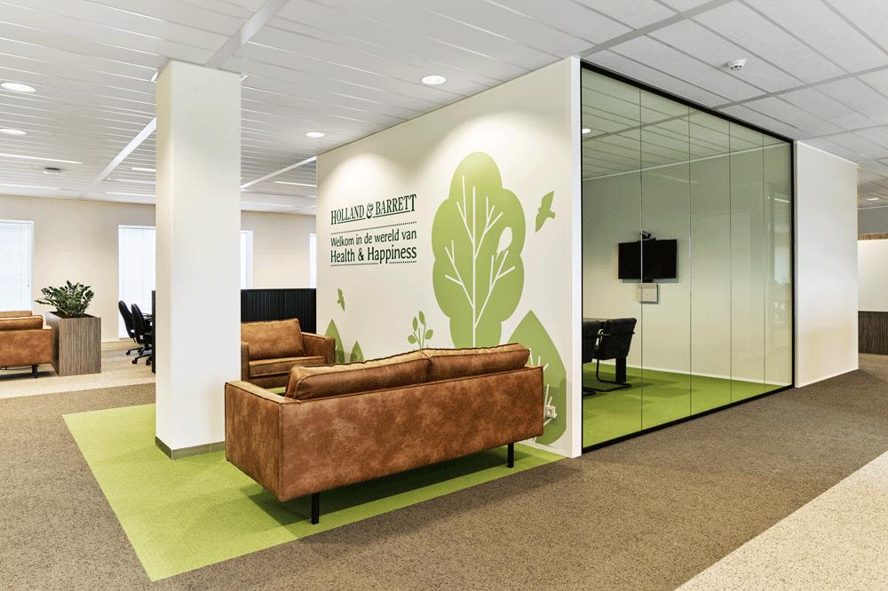 Holland & Barrett - Amsterdam officedesign-08