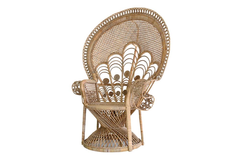 Stoel Rotan Wit : Hk living rotan pauw stoel elegant what is hip
