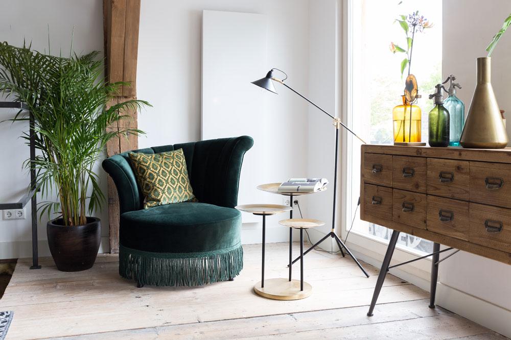 Dutchbone Lounge Chair Flair