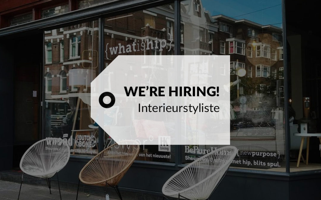 VACATURE – What is Hip