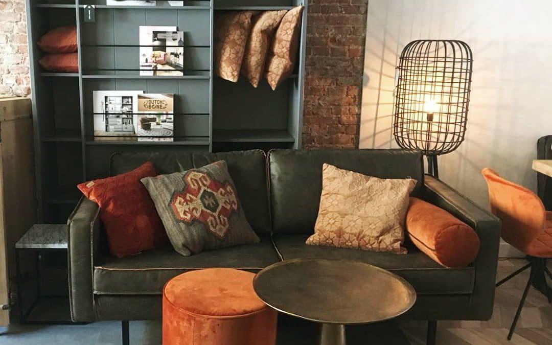 Nu ook de hipste meubels in Oost