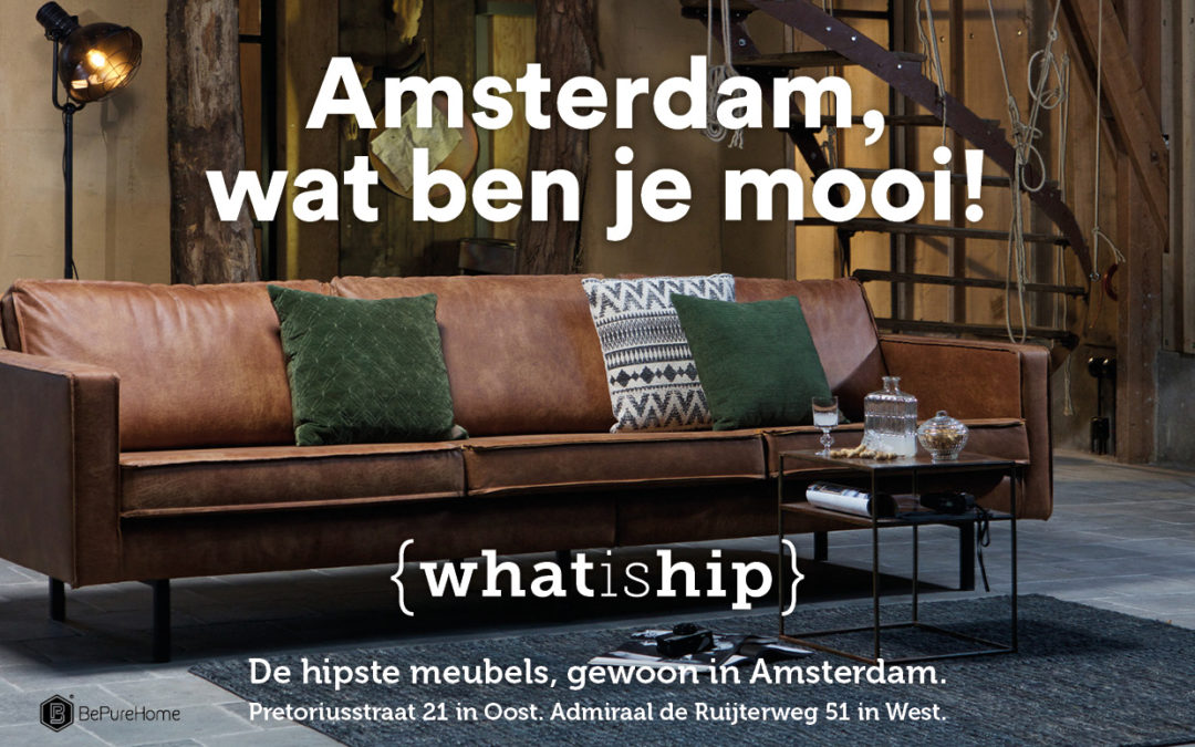 What is Hip: Amsterdam behangen