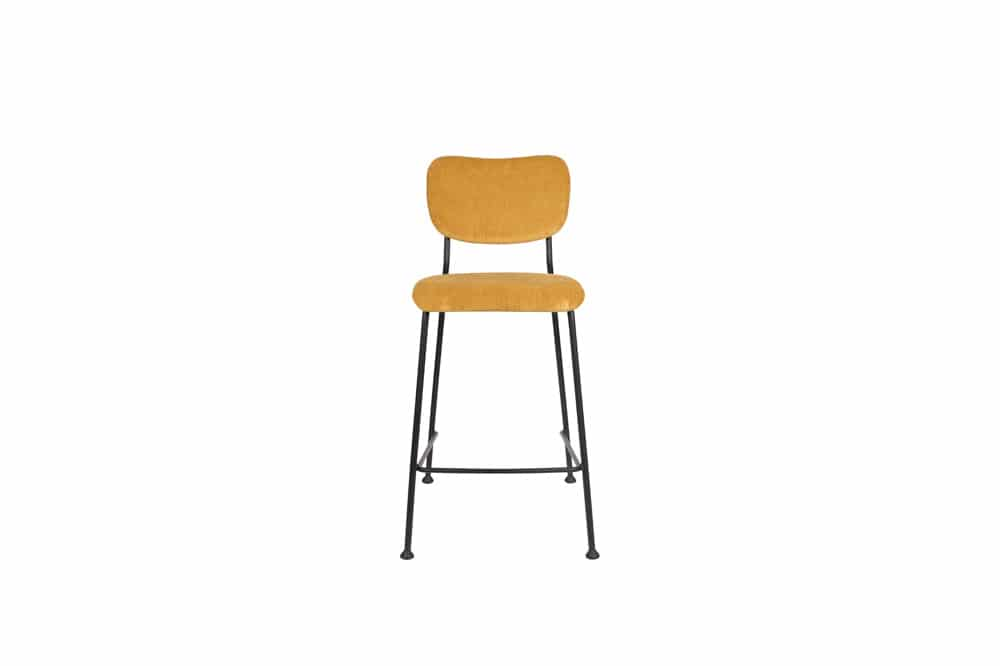 Fantastic Counter Stool Benson Ochre Gmtry Best Dining Table And Chair Ideas Images Gmtryco